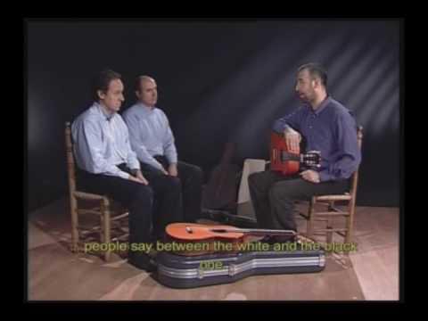 Oscar Herrero y la guitarra flamenca