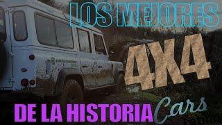Los Mejores 4x4 de la Historia *CarsLatino*