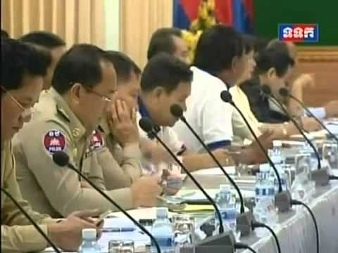 Samdech Heng Samrin,Cambodia-Morocco,&more news,Khmer news,TVK Daily News,04 11 2014