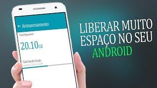 Como liberar espaço na memória interna do Android
