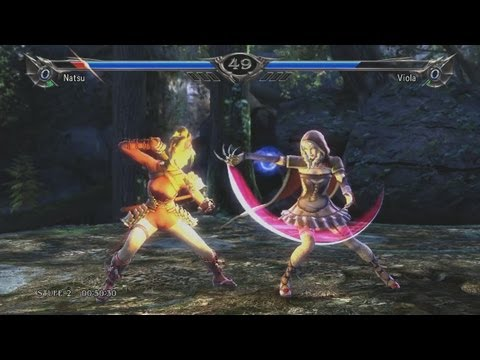 Soul Calibur 5 - Test / Review von GamePro (Gameplay)