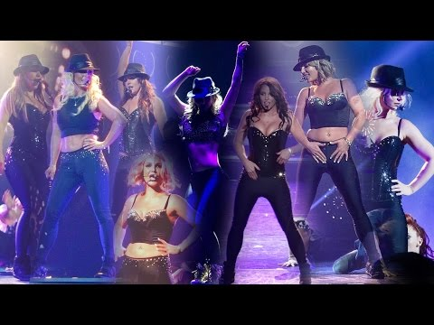 Britney Spears - Live in POM - Blackout Medley (Multishow)