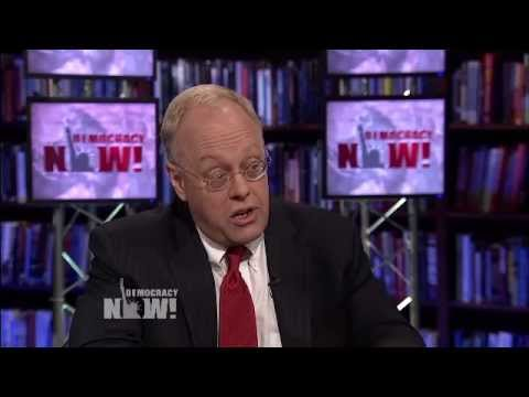 Chris Hedges: Without Whistleblowers Like Edward Snowden & Bradley Manning, There Is No Free Press