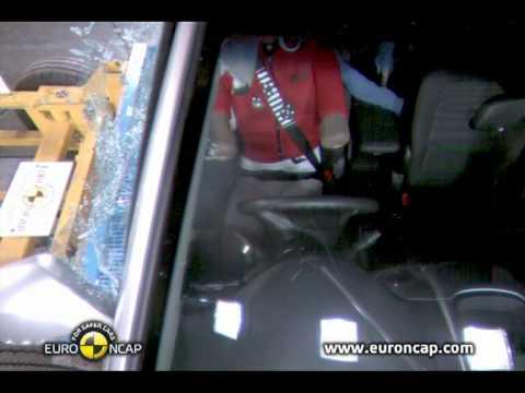 Euro NCAP   Chevrolet Captiva   2011   Краш-тест