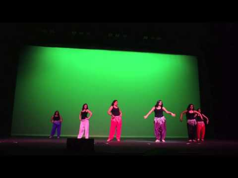 I Just Wanna Dance 2014- Bollywood Fusion