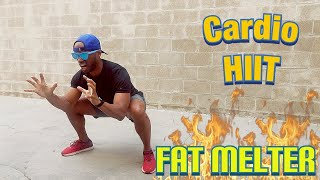 Cardio HIIT Weight Loss Training | How to Get Lean Legs | Body Fat Melter