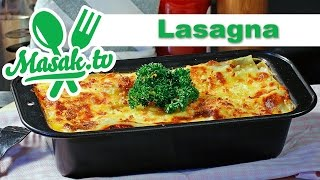 Lasagna | Resep #231