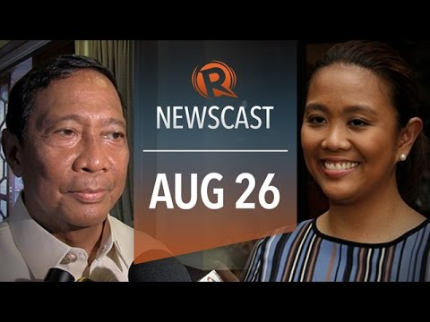 Rappler Newscast: Mercado vs Binay, Aquino impeachment raps, Michael Brown funeral