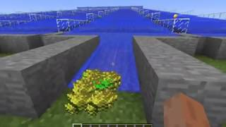 minecraft la mega farm di tutto