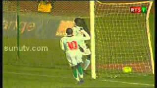 Amical Senegal Kenya 1-0 but de Papiss Demba Cissé