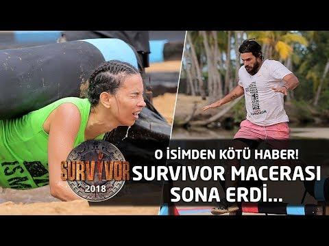 Survivor 2018 | 8. Bölüm | O isimden kötü haber! Survivor macerası sona erdi...