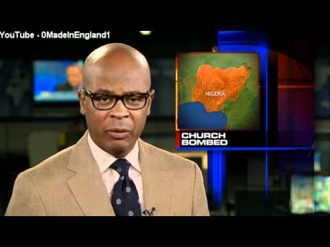 More Than a Dozen Die in Nigeria Church Bombing