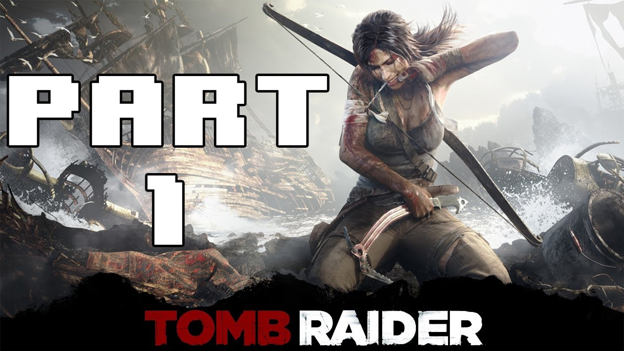 Tomb Raider (Reboot) Part 32: Me Vs The Stormguard HD With Commentary!