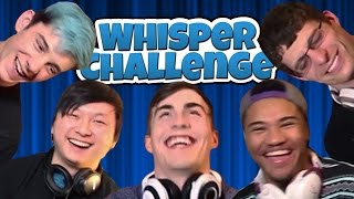 BIG ONES IN MY MOUTH - The Whisper Challenge