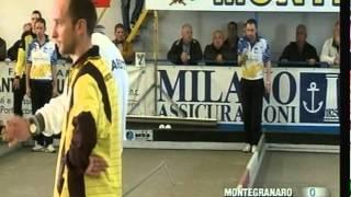 Serie A raffa 2014 - 15a giornata - Montegranaro - Ancona 2000 - Sintesi RaiSport