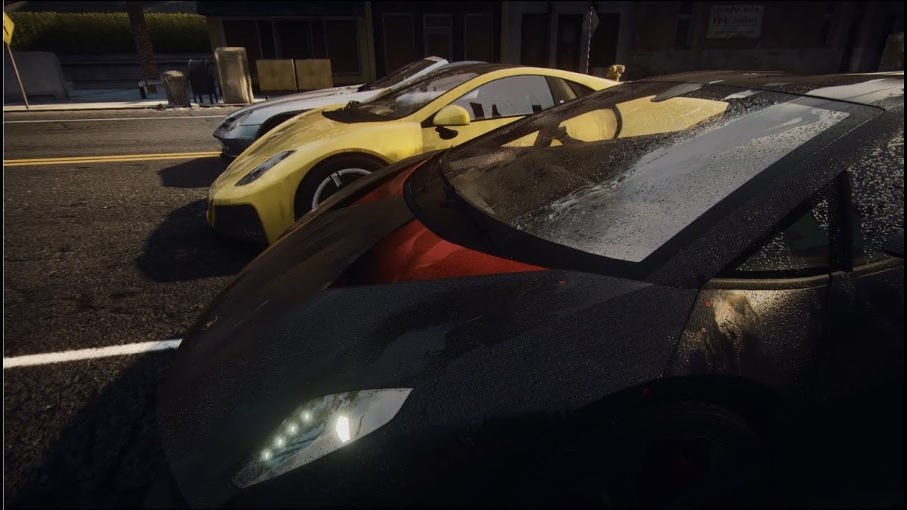 Sesto Elemento Need For Speed Rivals Need For Speed Rivals Movie