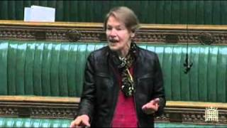 Glenda Jackson: Housing benefit debate, House of Commons