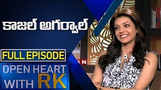 Actress Kajal Agarwal | Open Heart With RK | Full Episode