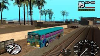 HOW TO ADD GTA  San Andreas  DAM RAGINA HORN SET