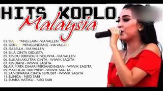 LAGU MALAYSIA VERSI DANGDUT KOPLO - FULL ALBUM