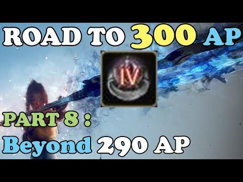 BDO - Road To 300 AP Part 8: Going Beyond 290 AP