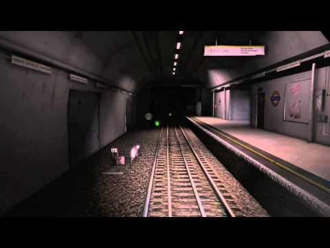 Let's Play London Underground Simulator (Circle Line) - Part 1 of 2