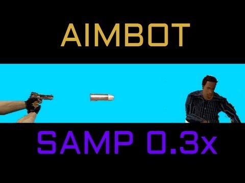 [AimBot.cs] - CleoMod AimBot SAMP 0.3x - 2013