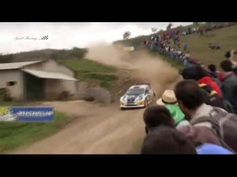 WRC Rally de Portugal 2014 SS 9/12 Santana Da Serra ZE 18