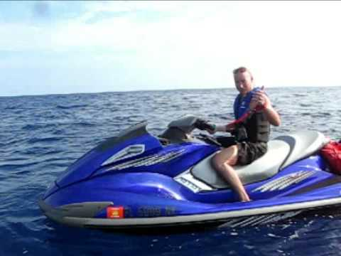 Miami to Bimini by JetSki Part I - w/ the South Florida Riders.
