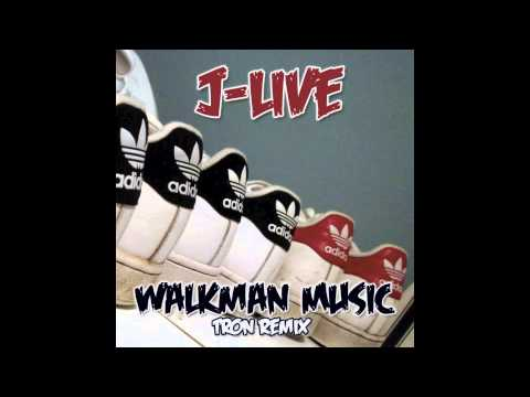 J-Live - Walkman Music (Tron Remix)