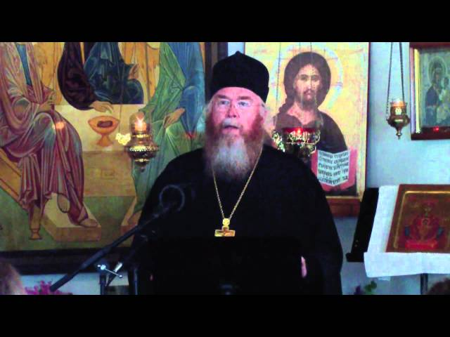 Fr. Meletios Webber on Orthodox Psychotherapy & Addiction | ROCOR Winter Pastoral Conference