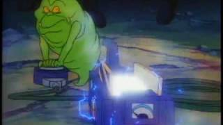Slimer and The Real Ghostbusters intro 3 (1988) *Best Quality*