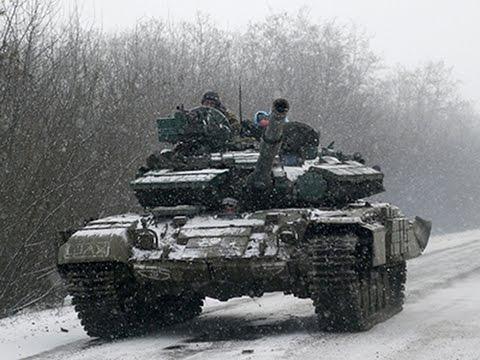 Ukraine's Shaky Ceasefire Threatened