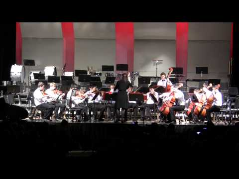 Xaverian High School's Concert Strings - Themes from The Hallelujah Chorus by J Handel