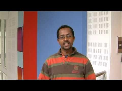 Yoseph Araya - My heritage... Yoseph Araya is asked about his personal
