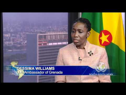 Interview with Dessima Williams UN Ambassador of Grenada