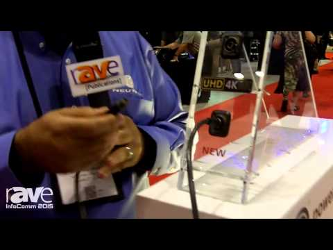 InfoComm 2015: Neutrik Shows the All New BNC Product Line with 4k and 8K and Rear Twist Design