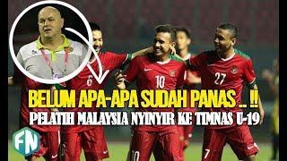 download lagu Waduh  Pelatih Malaysia Sindir Timnas Indonesia U-19 Saat gratis