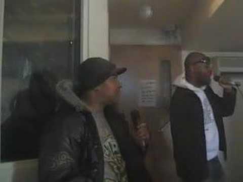 Dj Massacre & Mc Topcat B2b Mc Tenor Fly On Origin Fm video