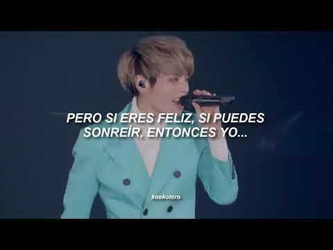 Jonghyun ; Good Bye My Love || Español