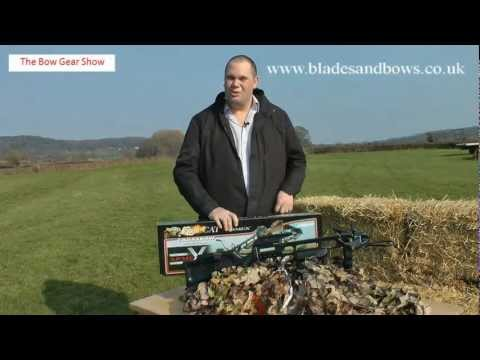The Armex Jaguar Crossbow - 150Lbs Draw