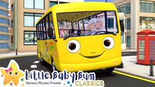 Wheels On The Bus Song | Little Baby Bum | Cartoons and Kids Songs | Songs For Kids | Nursery Rhymes