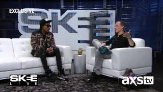 Wiz Khalifa Talks Forthcoming Album Blacc Hollywood and Working with Adele on SKEE Live!