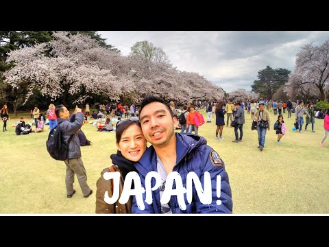 Japan HD | Tokyo, Hakone, Kyoto, Osaka | GoPro