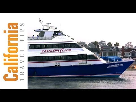 Catalina Flyer - Catalina Island Ferry - Ferries to Catalina