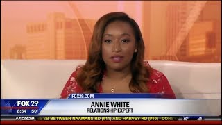FOX 29 Segment with Dating and Relationship Coach Annie White