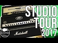 Home Studio Tour 2017 || Let's Look at a Lot of Guitar Things?! 🎸.mp3