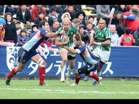 Tokyo Sevens: Official day two highlights