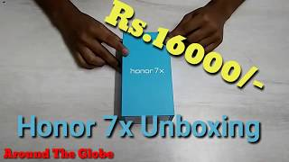 ||Unboxing Honor 7x - Price and Specifications||