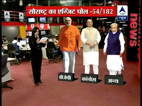 ABP News-Nielsen Exit Poll predicts landslide victory for Modi
